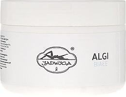 Kup Uspokajająco-regenerująca maska gumowa do każdego typu cery - Jadwiga Saipan Algi białe