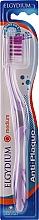 Kup Szczoteczka do zębów, średnia twardość, fioletowa - Elgydium Anti-Plaque Medium Toothbrush
