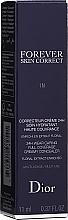 Kup Kremowy korektor w płynie do twarzy - Dior Forever Skin Correct Concealer