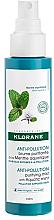 Kup Oczyszczająca mgiełka do włosów przeciw zanieczyszczeniom - Klorane Anti-Pollution Purifying Mist With Aquatic Mint