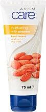 Kup Odżywczy krem do rąk z gliceryną i olejem migdałowym - Avon Care Nurturing Hand Cream