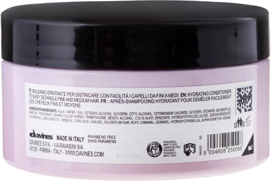 Odżywka do włosów normalnych i cienkich - Davines Your Hair Assistant Prep Mild Cream — фото N2
