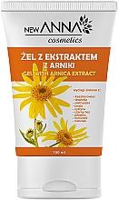 Kup Żel do twarzy z ekstraktem z arniki - New Anna Cosmetics Gel With Arnica Extract