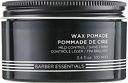 Kup Wosk-pomada do włosów dla mężczyzn - Redken Brews Wax Pomade