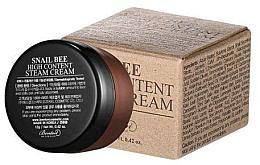 Kup Krem ze śluzem ślimaka z jadem pszczelim - Benton Snail Bee High Content Steam Cream (miniprodukt)