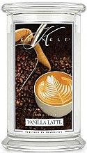 Kup Świeca zapachowa w słoiku - Kringle Candle Vanilla Latte