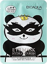 Kup Maska do skóry wokół oczu - Bioaqua Eye Mask Hydra Nourish
