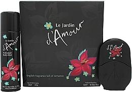 Kup Eden Classic Le Jardin d'Amour - Zestaw (edp 50 ml + deo 150 ml)