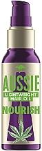 Kup Australijski olej z nasion konopi do włosów - Aussie Miracle Oil Nourish
