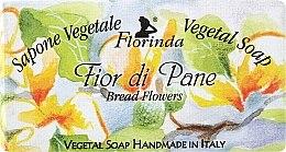 Kup Naturalne mydło w kostce Kwiat chleba - Florinda Sapone Vegetale Bread Flowers Vegetal Soap Handmade