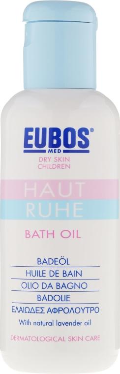 Olejek do kąpieli dla dzieci - Eubos Med Dry Skin Children Calm Skin Bath Oil — фото N2
