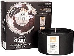 Kup Modułowa świeca zapachowa - House of Glam Brownie Intenso