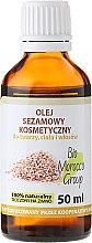 Kup Kosmetyczny olej sezamowy do twarzy, ciała i włosów - Efas Sesame Seed Oil