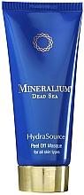 Kup Oczyszczająca maseczka peel-off do twarzy - Mineralium Hydra Source Peel Off Masque