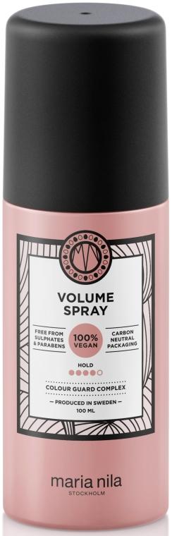 Lakier dodający włosom objętości - Maria Nila Volume Spray — фото N1