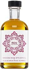 Kup Zmiękczający olejek z różą marokańską do kąpieli - Ren Moroccan Rose Otto Bath Oil