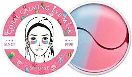 Kup Hydrożelowe łagodzące płatki pod oczy - Shangpree Coral Calming Eye Mask