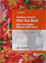 Kup Maska do twarzy - Leaders 7 Wonders Caribean Coconut After Sun Mask