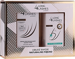 Kup Zestaw - Long4Lashes (lash/ser 3 ml + nail/ser 10 ml)