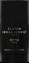 Kup Zlatan Ibrahimovic Myth Wood - Perfumowany dezodorant w sztyfcie