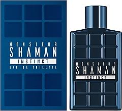 Kup Corania Perfumes Shaman Monsieur Instinct - Woda toaletowa