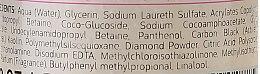 Oczyszczający żel micelarny do mycia twarzy Biały węgiel - Bielenda Carbo Detox — фото N3