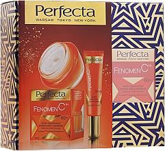Kup Zestaw kosmetyków do twarzy 60+ - Perfecta Fenomen C (cr 50 ml + eye/cr 15 ml)