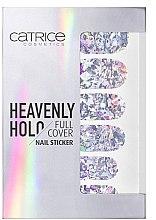 Kup Naklejki na paznokcie - Catrice Heavenly Holo Full Cover Nail Sticker