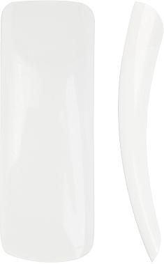 Białe tipsy, 60 szt. - NeoNail Professional — фото N2