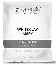 Kup Maska do twarzy z glinką białą - G-synergie White Clay Mask