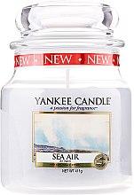Kup Świeca zapachowa w słoiku - Yankee Candle Sea Air