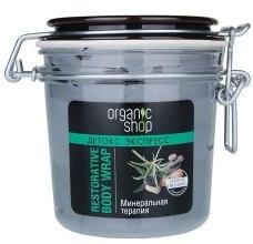 Kup Body Wrapping Mineralna terapia - Organic Shop Restorative Body Wrap