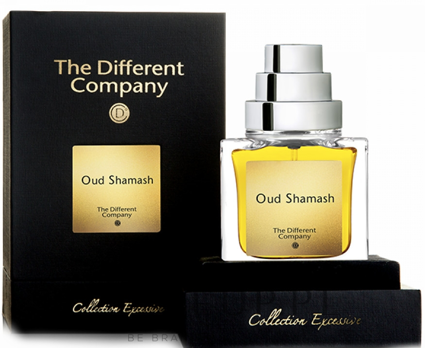 the different company collection excessive - oud shamash