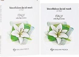 Kup Maseczka w płachcie z bionanocelulozy do twarzy wyrównująca koloryt cery - Calluna Medica Italy
