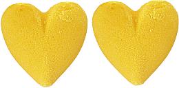 Kup PRZECENA! Kula do kąpieli o zapachu mango, Heart - Lalka *