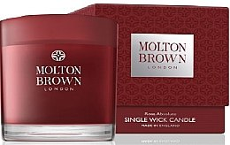 Kup Molton Brown Rosa Absolute Single Wick Candle - Świeca zapachowa