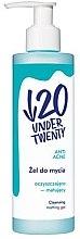 Kup Oczyszczająco-matujący żel do mycia twarzy - Under Twenty Anti! Acne