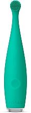 Kup Elektryczna szczoteczka do zębów dla dzieci i niemowląt 0-5 lat - Foreo Issa Mikro Kiwi