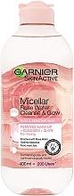Kup Woda micelarna dla skóry matowej i wrażliwej - Garnier Skin Active Micellar Rose Water Cleanse & Glow