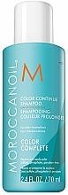 Kup Szampon do włosów utrzymujący kolor - Moroccanoil Color Continue Shampoo (mini)