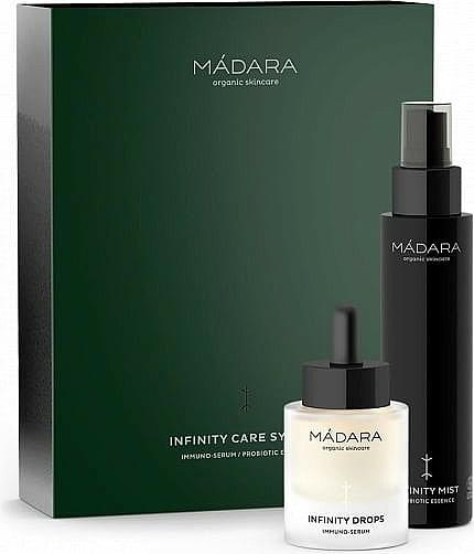 Zestaw - Madara Cosmetics Infinity Care System (essence/100ml + ser/30ml) — фото N2