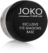 Kup Baza pod cienie - Joko Exclusive Eye Shadows Base