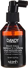 PRZECENA! Ochronny lotion przeciw wypadaniu włosów dla mężczyzn - Niamh Hairconcept Dandy Hair Fall Defence Lotion * — фото N2