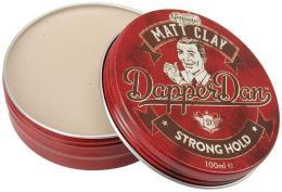 Kup Matująca glinka do włosów dla mężczyzn - Dapper Dan Matt Clay