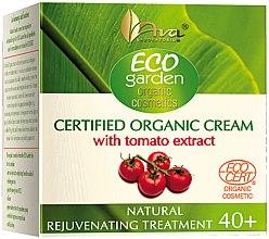 Kup Certyfikowany organiczny krem z ekstraktem z pomidora 40+ - AVA Laboratorium Eco Garden