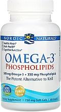 Kup Suplement diety Fosfolipidy Omega-3 - Nordic Naturals Omega-3 Phospholipids