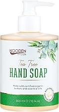 Kup Mydło w płynie do rąk Drzewo herbaciane - Wooden Spoon Tea Tree Hand Soap