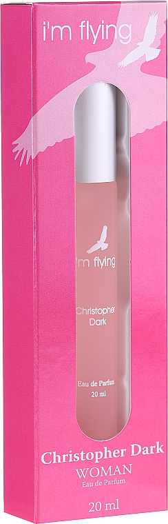 Christopher Dark I'm Flying - Woda perfumowana (mini)