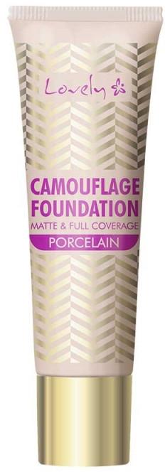 Matujący podkład do twarzy - Lovely Camouflage Foundation