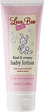 Kup Delikatny kremowy balsam do ciała dla dzieci z olejem z nasion bawełny i monoi - Love Boo Baby Kind & Creamy Baby Lotion